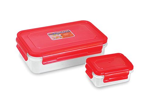 850-Vibrant Lunch Box