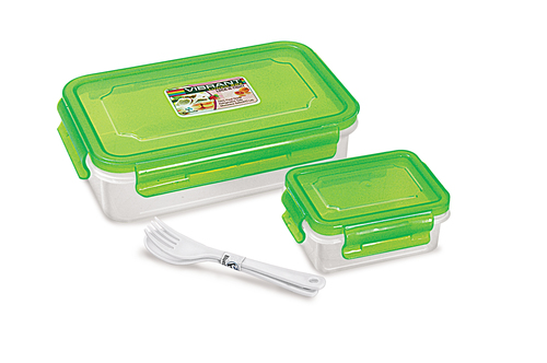 600-Vibrant Lunch Box