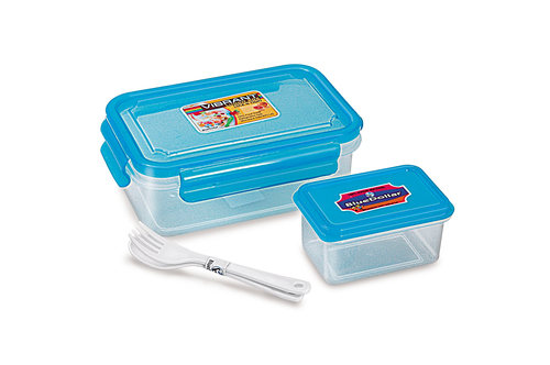 500-Vibrant Lunch Box