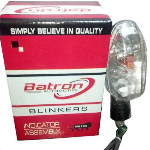 Acrylic Quality ABS Motorcycle Indicator