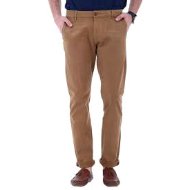 Men Dobby Cotton Pant