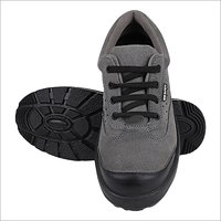 Suede Safety Shoe