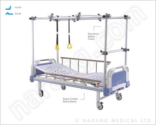 Orthobed with Balken Frame