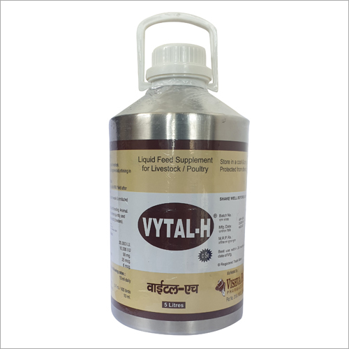 5 Ltr Livestock Liquid Feed Supplement