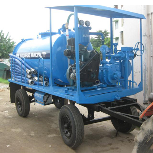 3000 Liter Cesspool Cleaner