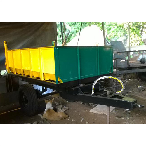 Portable Dumper  Trailer