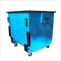 1100 Liter Compactor Bin