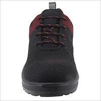 Black Sports Safety Shoes