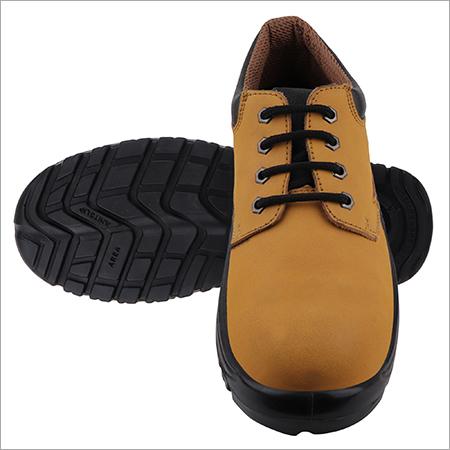 Nubuck Safety Shoes