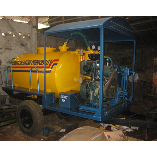 1500 Liter Cesspool Cleaner