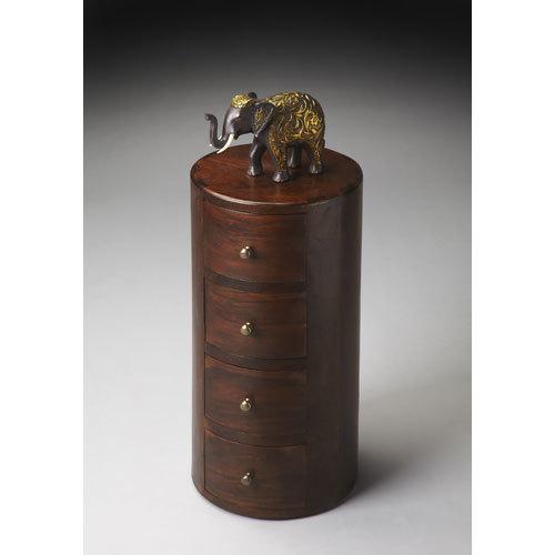 Artifacts Pedestal Table