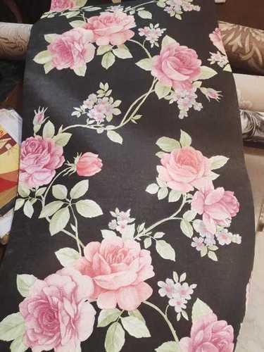 Flower Designed Wallpaper