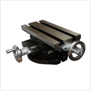 2 Axis Milling Compound Sliding Table