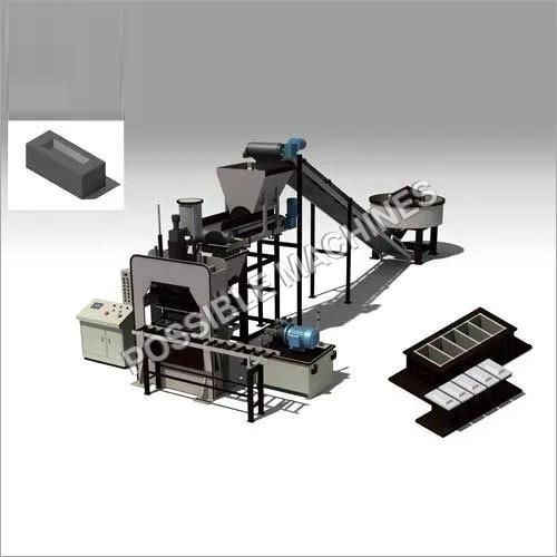 PM40 Fly Ash Brick Making Machine