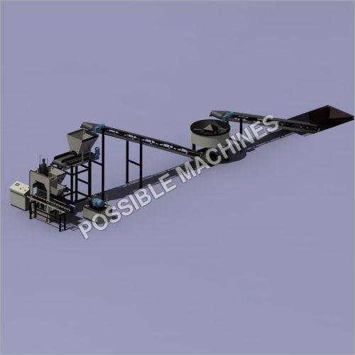 PM48 Automatic Fly Ash Brick Making Machine