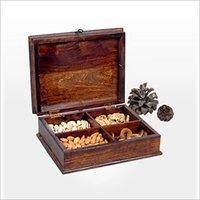 Wooden Diwali Gift Box