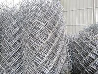 Precise Steel Chain Link Wire Mesh