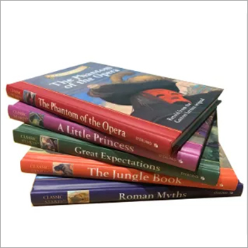 Hardcover story book series