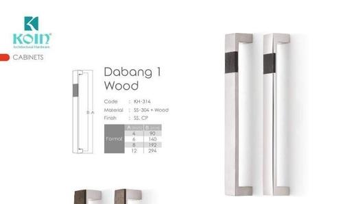 Wooden Cabinet Handles