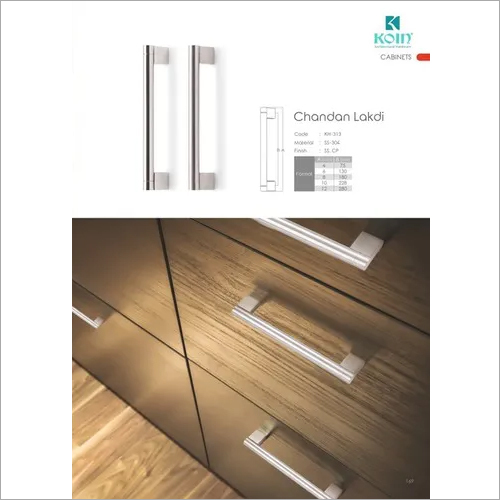 Acrylic Cabinet Handles