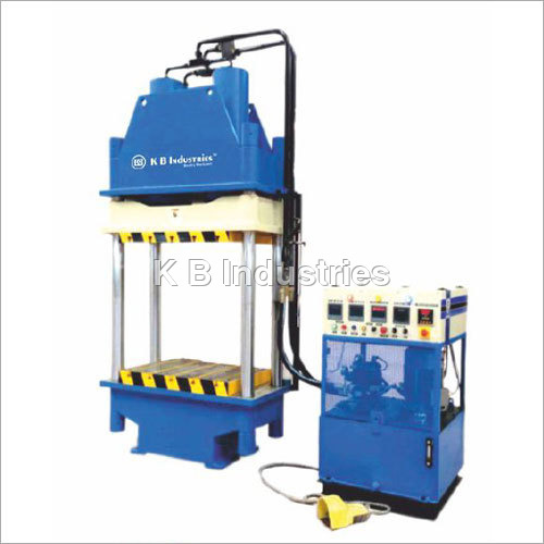 H type Hydraulic Pillar Press