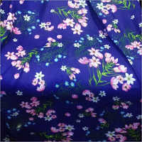 Ladies Flower Print Scarf