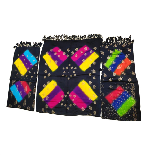 Ladies Multi Color Shawl