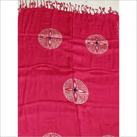 Ladies Red Shawl