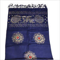 Ladies Blue Woolen Shawl