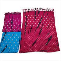 Ladies Tie Dye Shawl