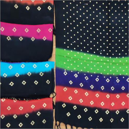 Ladies Dotted Stole