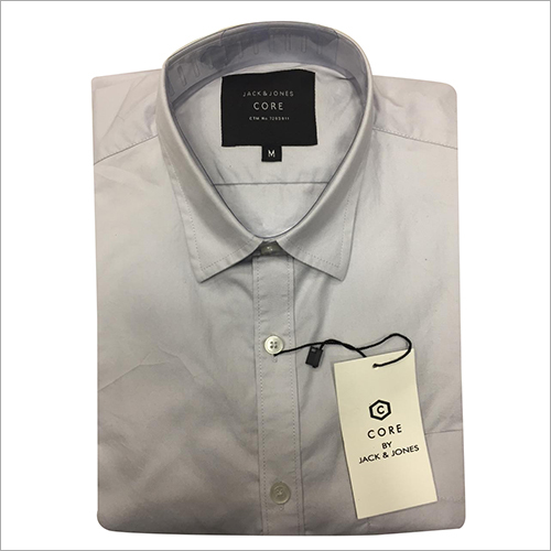 Mens Stylish Plain Shirt