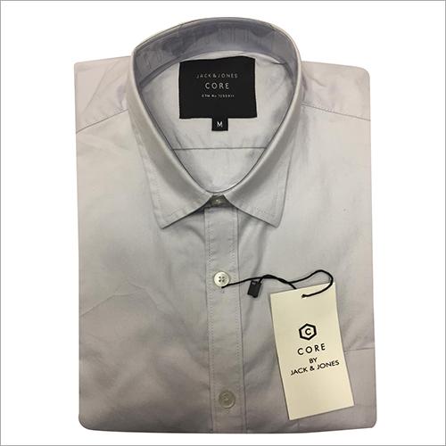Mens Stylish Plain Shirt