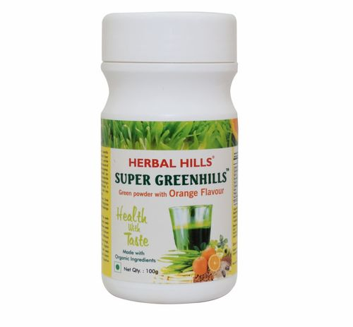 Nutritional Powder - Super Greenhills Orange Powder