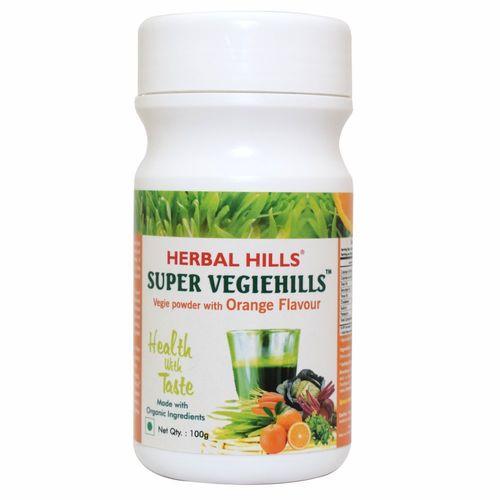 Super Vegetable powder - Vegiehills Orange 10gm Powder