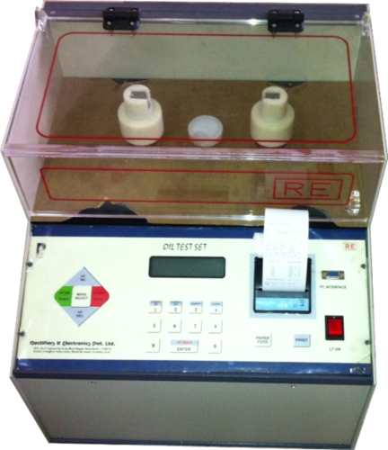 Oil Breakdown Voltage Test Set