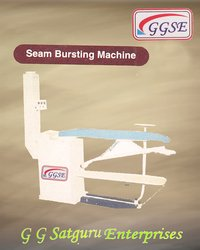 Seam Bursting Machine