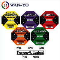 Dual Impact Label