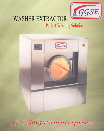 Commerciail Washer Extractor