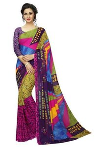 Bollywood Georgette Saree