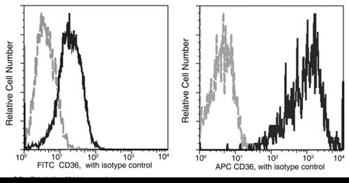 CD36 Monoclonal Antibody(FITC Conjugated)[5-271]