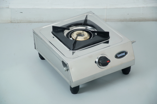 Stanless Steel Single Burner Gas Stoves