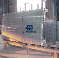 Nylon vacuum bagging film for Laminated Glass