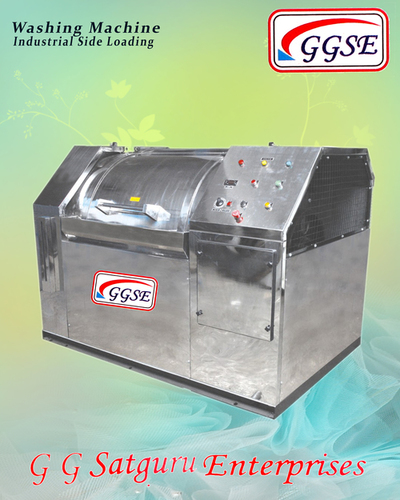 Commerciail Washing Machine Industrial side loading