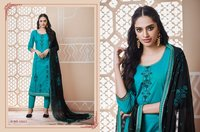 Semistitched Salwar Suit