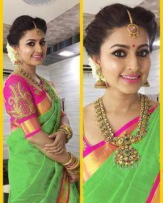 Wedding Wear, Banglori Silk Saree