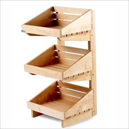 Wooden Display Stands
