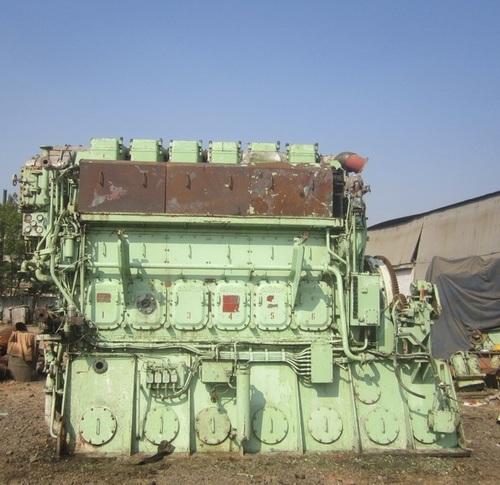 Daihatsu Diesel Engine