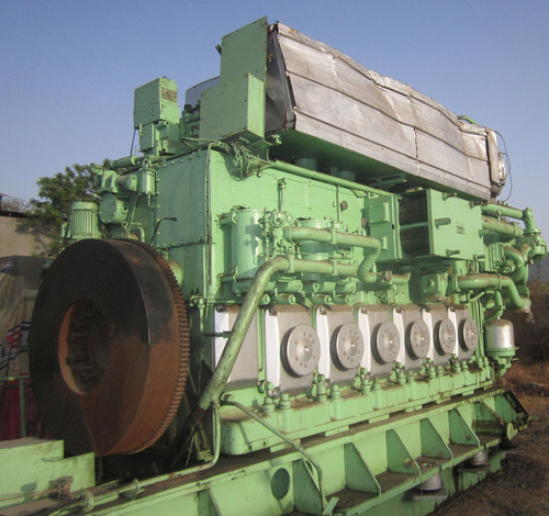 Wartsila 6R32 Marine Engine
