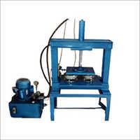 Semi Automatic Plate Making Machine